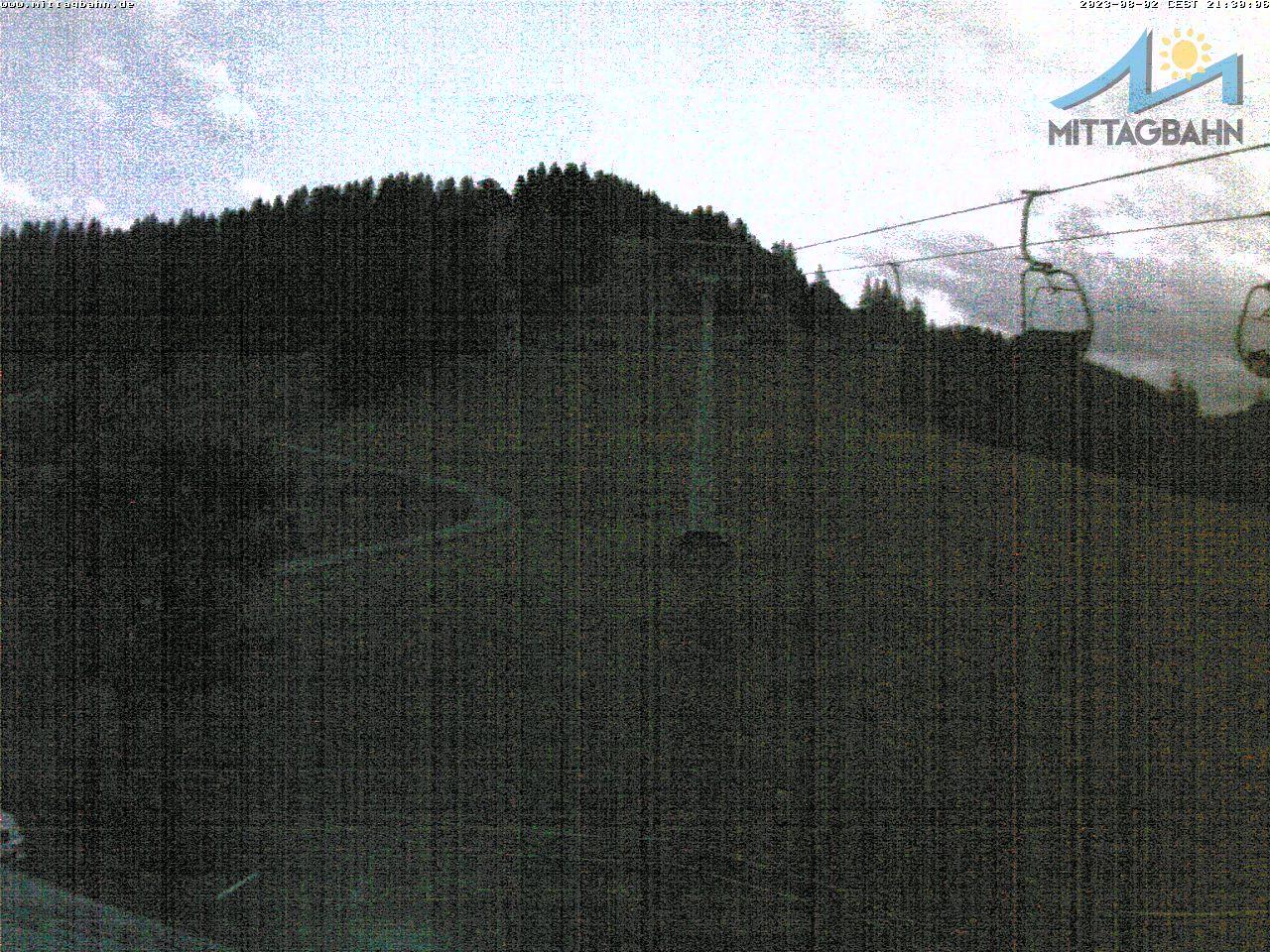 Webcam Skigebiet Immenstadt - Mittag cam 4 - Allg�u