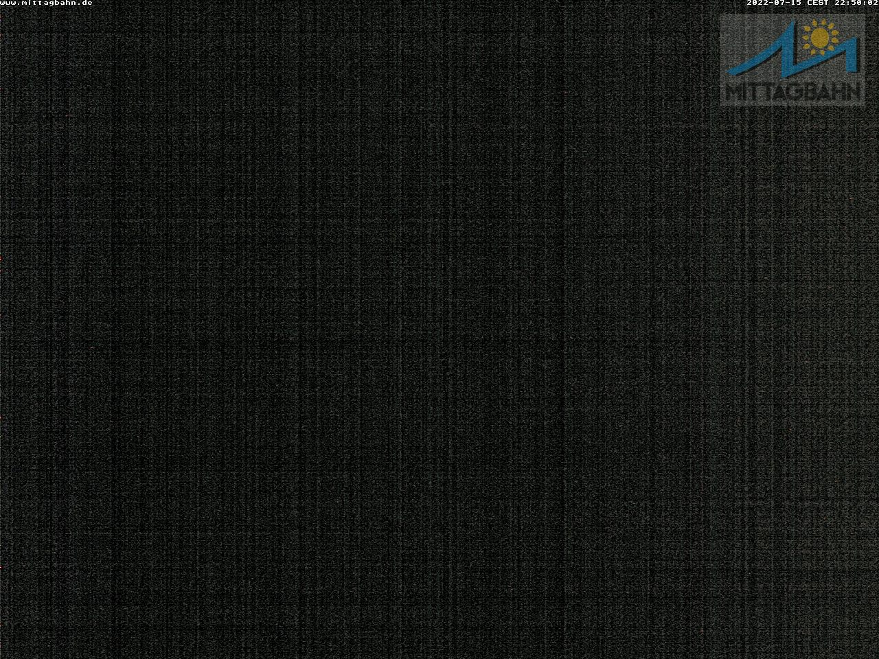 Webcam Skigebied Immenstadt - Mittag cam 4 - Allgäuer Alpen
