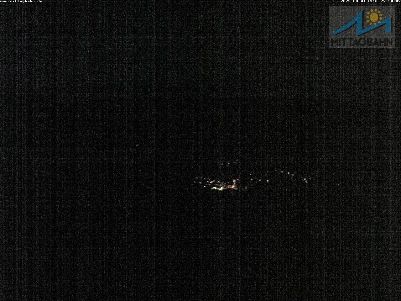 Webcam Skigebied Immenstadt - Mittag cam 8 - Allg�uer Alpen