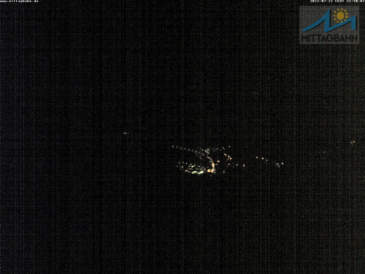 Webcam Skigebiet Immenstadt - Mittag cam 7 - Allg�u