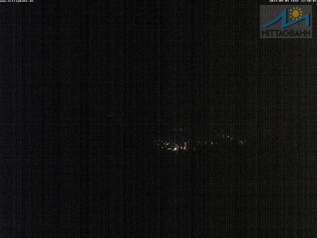 Webcam Skigebiet Immenstadt - Mittag cam 7 - Allgäu