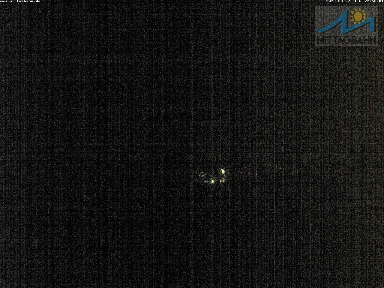 Webcam Ski Resort Immenstadt - Mittag cam 7 - Bavaria Alps - Allgäu