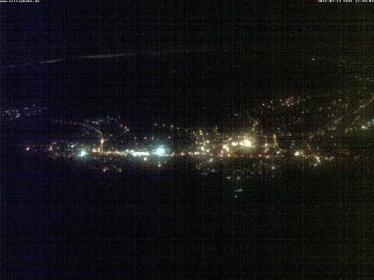Webcam Skigebied Immenstadt - Mittag Allgäuer Alpen