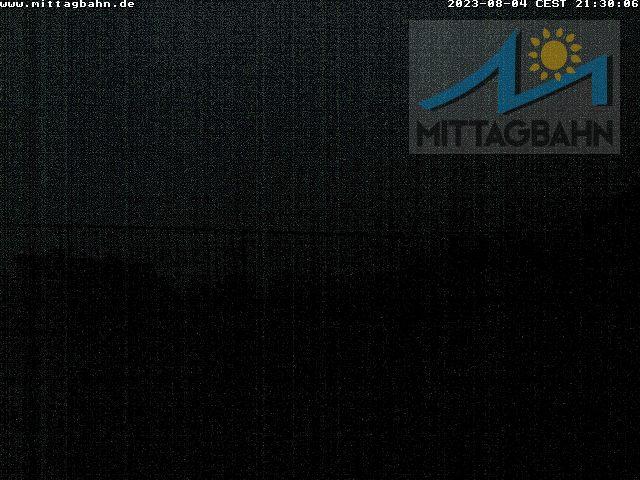 Webcam Skigebied Immenstadt - Mittag cam 2 - Allg�uer Alpen