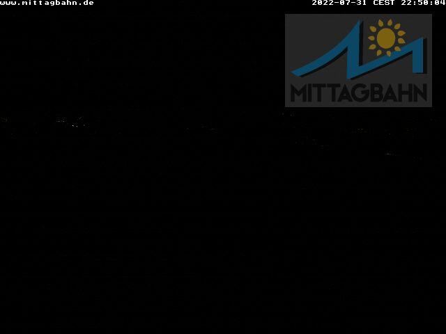 Webcam-Bild: Webcam - Mittagbahn - Bergstation